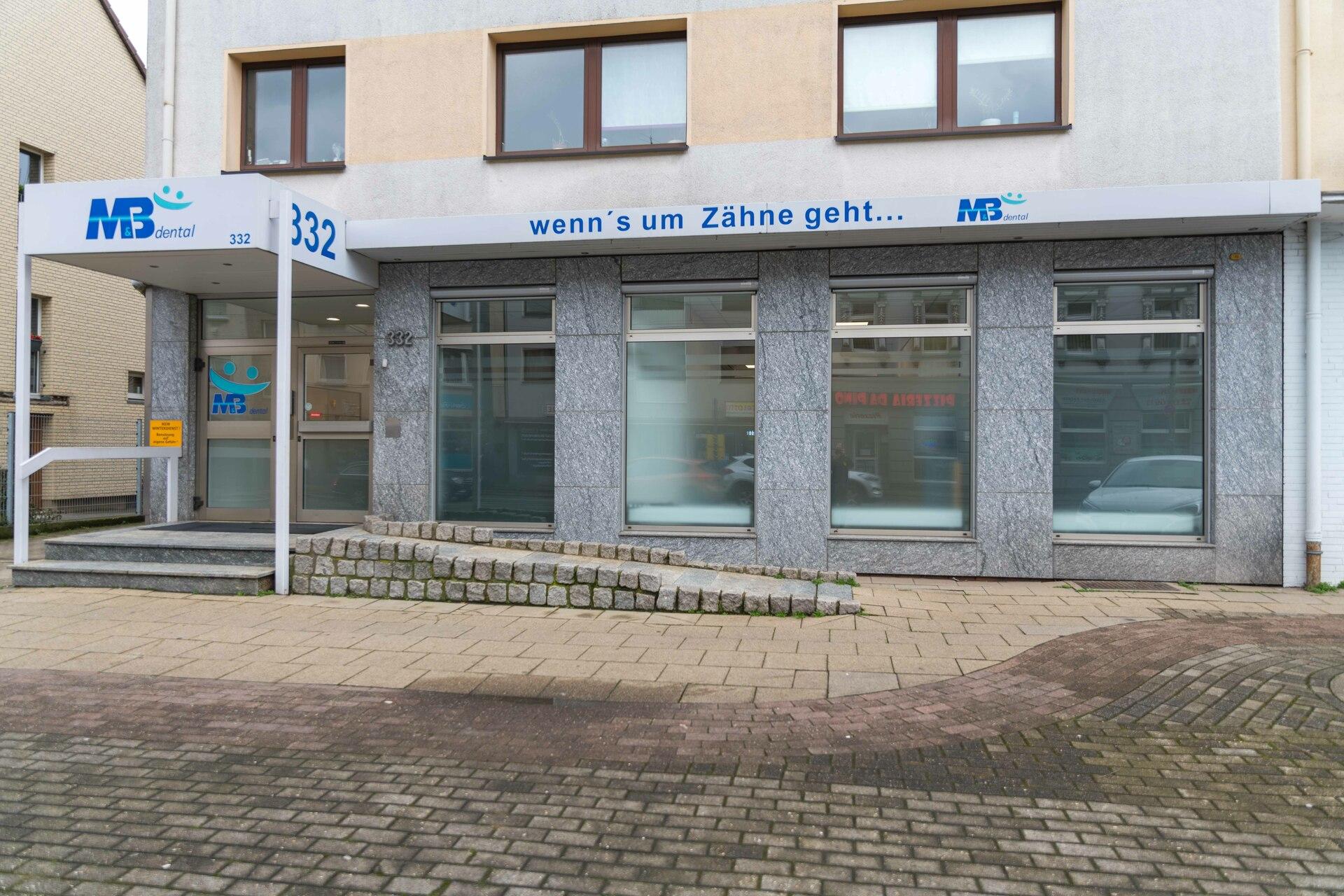 Zahnarztpraxis M&B Dental Essen